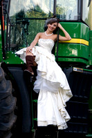 Megan Wainwright Tractor Shoot